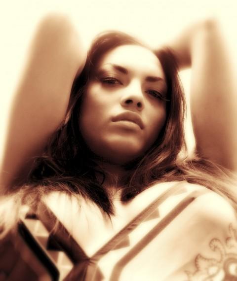 Model: Tiara Aleina, Location: Kula, Maui, HI